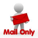 Alleen mailen met uw persoonlijke mailadres